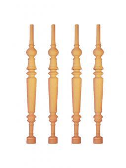 Säulen und Baluster Nr. 4