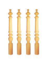 Säulen und Baluster Nr. 10